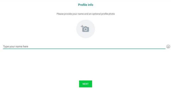 1608429100 14 Comment installer WhatsApp sur une tablette