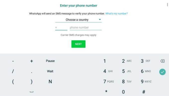 1608429100 67 Comment installer WhatsApp sur une tablette