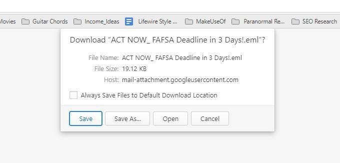 1608527899 745 Comment transferer plusieurs e mails dans Gmail