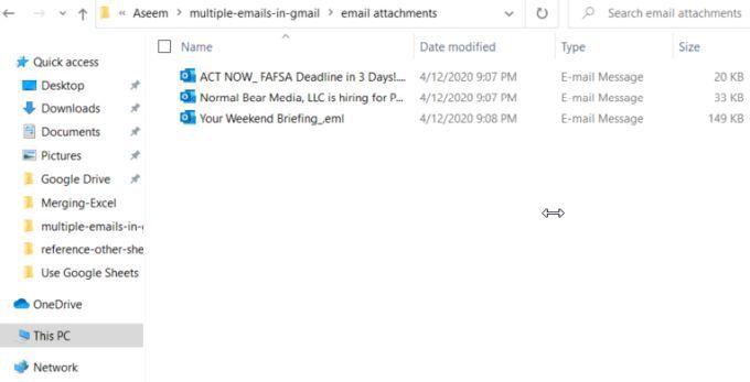 1608527899 80 Comment transferer plusieurs e mails dans Gmail