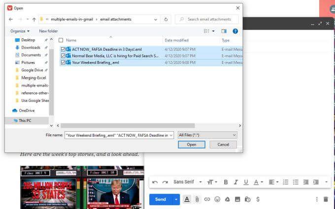 1608527900 170 Comment transferer plusieurs e mails dans Gmail