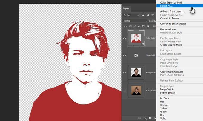 1608590949 809 Comment vectoriser une image dans Photoshop