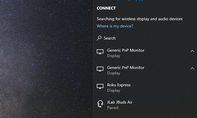 1608594870 258 Comment utiliser votre televiseur comme moniteur etendu sans diffusion