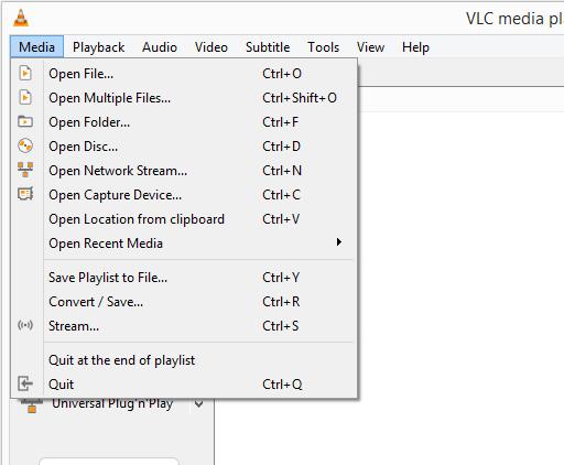 1608602458 641 Comment utiliser VLC avec Chromecast