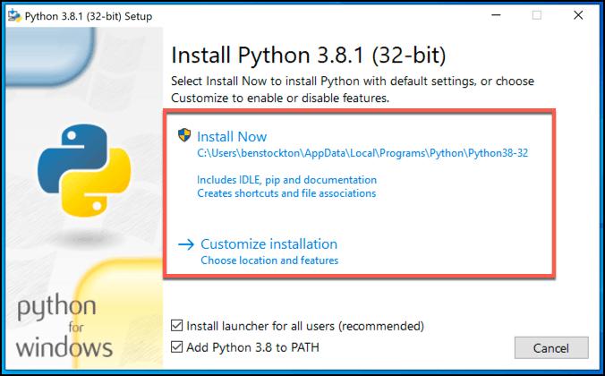 1608606171 821 Comment utiliser Python sur Windows