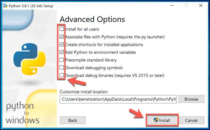 1608606172 508 Comment utiliser Python sur Windows