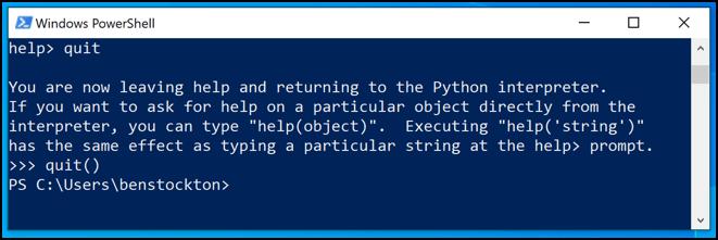 1608606173 509 Comment utiliser Python sur Windows