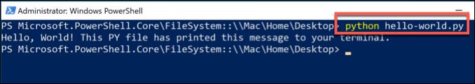 1608606173 67 Comment utiliser Python sur Windows
