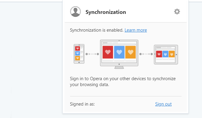 1608722778 777 Comment synchroniser les signets et les donnees du navigateur dans