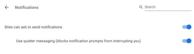 1608730139 513 Comment arreter les notifications Chrome et autres ennuis Chrome