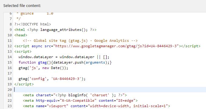1608750671 501 Comment configurer votre site Web sur Google Analytics