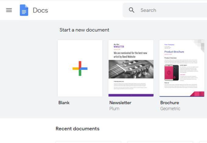 1608813791 818 Comment utiliser Google Docs guide du debutant
