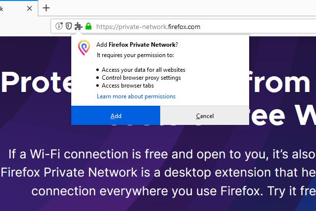 1608823321 674 Comment utiliser le reseau prive Firefox pour vous proteger en