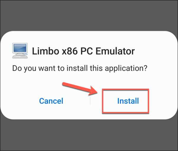 1608838649 306 Comment utiliser un emulateur Windows XP sur Android avec Limbo
