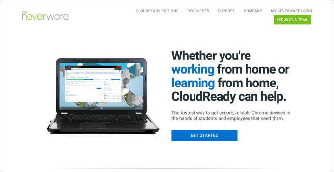 1608892321 595 Comment transformer un ancien ordinateur portable en Chromebook
