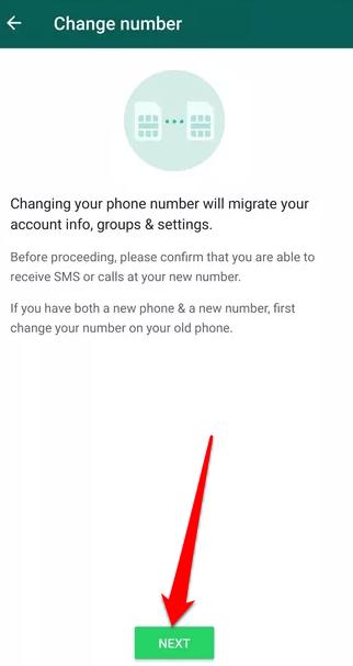 1608900447 302 Comment transferer WhatsApp vers un nouveau telephone