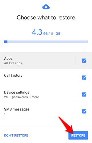 1608912515 510 Comment transferer des donnees vers un nouveau telephone Android