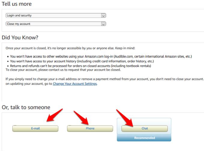 1608938987 199 Comment supprimer un compte Amazon