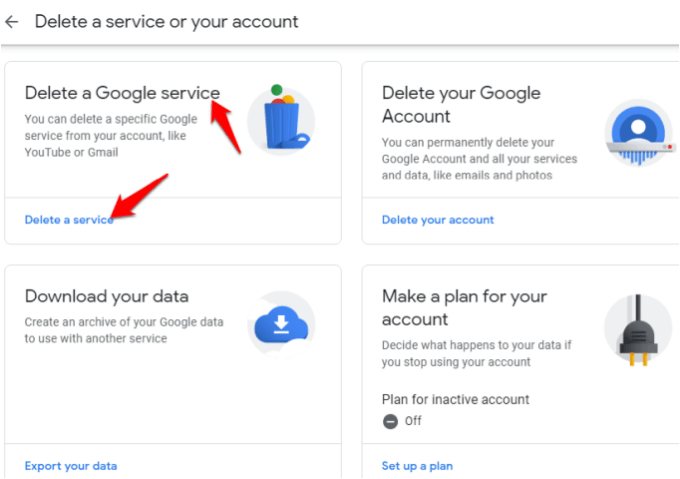 1608956536 425 Comment supprimer un compte Gmail