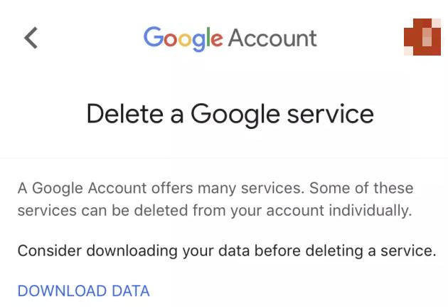 1608956538 868 Comment supprimer un compte Gmail