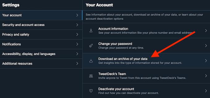 1608989457 471 Comment supprimer des tweets ou votre compte Twitter