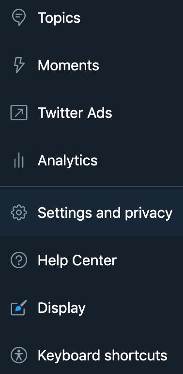 1608989457 94 Comment supprimer des tweets ou votre compte Twitter