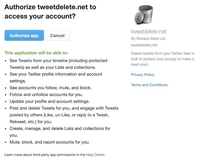 1608989458 311 Comment supprimer des tweets ou votre compte Twitter