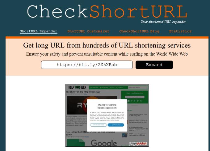 1609022118 138 Comment savoir ou ces URL courtes pointent