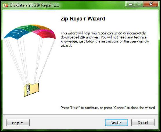 1609046351 622 Comment extraire des fichiers a partir de dossiers Zip corrompus