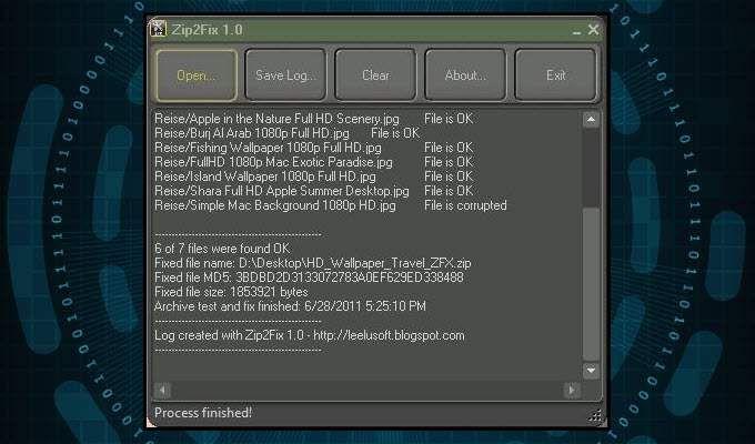 1609046352 819 Comment extraire des fichiers a partir de dossiers Zip corrompus