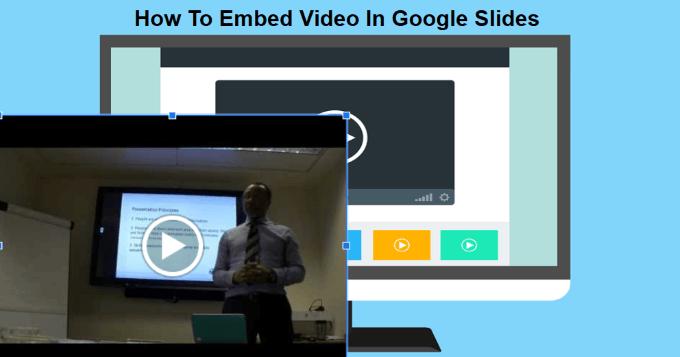 1609059604 960 Comment integrer une video dans Google Slides