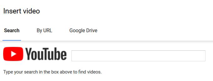 1609059604 964 Comment integrer une video dans Google Slides