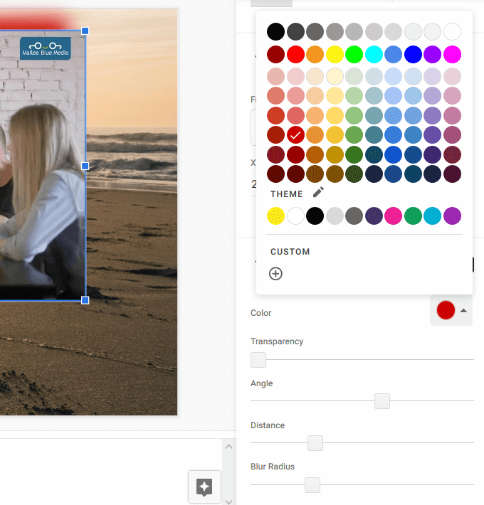 1609059606 544 Comment integrer une video dans Google Slides