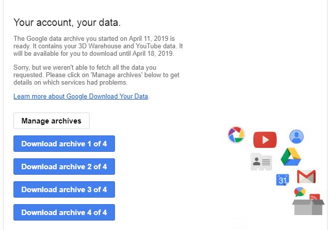 1609072438 363 Comment telecharger vos donnees personnelles depuis Google