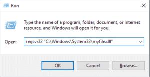 1609084160 695 Comment enregistrer un fichier DLL sous Windows
