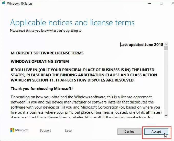 3 facons deffacer et de reinstaller Windows 10