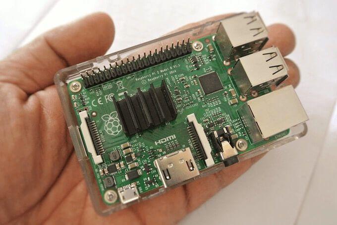 8 projets Raspberry Pi faciles pour les debutants