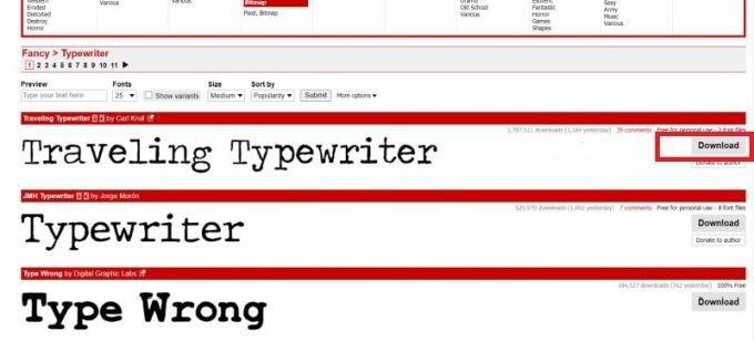Comment ajouter de nouvelles polices a Microsoft Word