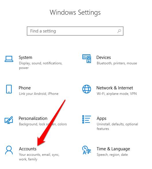 Comment changer ladministrateur sous Windows 10