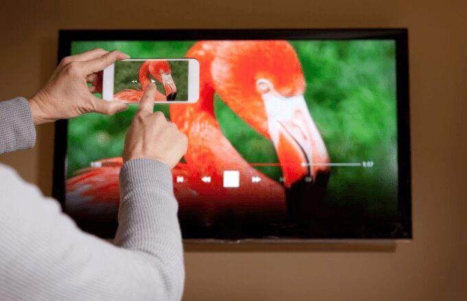 Comment connecter votre telephone a un televiseur sans fil