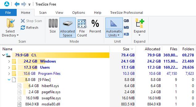 Comment corriger un avertissement d'espace disque insuffisant dans Windows