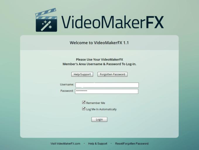 Comment creer des videos animees a laide de VideoMakerFX