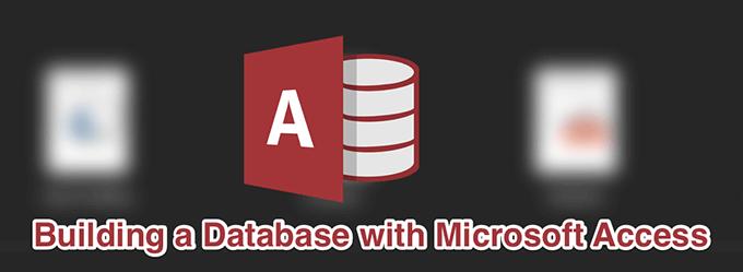 Comment créer une base de données avec Microsoft Access