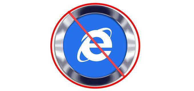 Comment empêcher Internet Explorer d'accéder à Internet