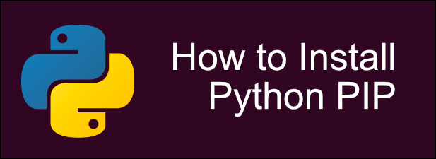 Comment installer Python PIP pour les packages Python