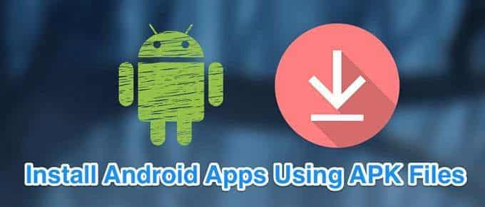Comment installer des applications Android à l'aide du fichier APK