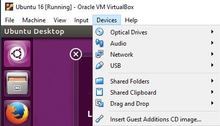 Comment installer les additions invite VirtualBox dans Ubuntu