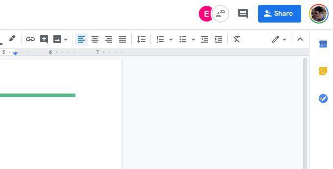 Comment le chat Google Docs vous aide a collaborer sur