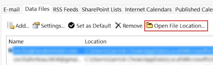 Comment recuperer des fichiers supprimes a partir dun fichier PST