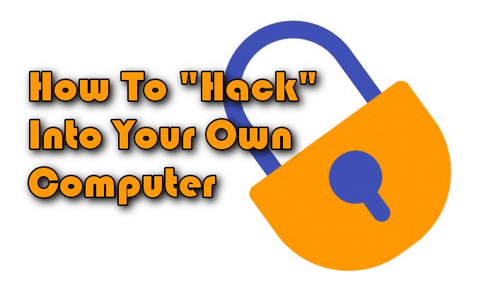 Comment réinitialiser le mot de passe de votre ordinateur si vous vous verrouillez